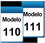 Modelo 110-111
