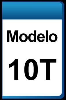 Certificado de retenciones (Modelo 10T)