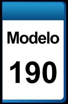 Modelo 190 resumen anual de retenciones e ingresos a cuenta