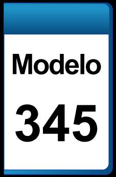 Modelo 345, declaracion anual de planes de pensiones